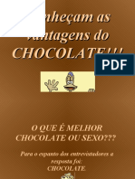 Chocolate Sexo