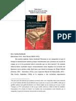 Analisís de Andrés Valero sobre la obra Soleriana