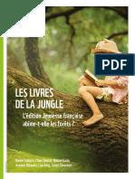 Rapport Les Livres de La Jungle - WWF
