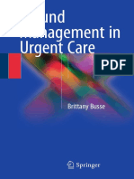 Wound Management in Urgent Care