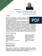 CV Alfredo a. Arciniega (ESP)