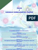 TEAM 3(SASARAN KESELAMATAN PASIEN).ppt