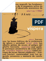 Vispera Año 1 Numero 01 Mayo 1967