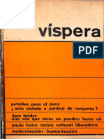 Vispera Año 3 Numero 10 Mayo 1969