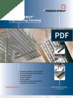 Power Strut Catalog 2008