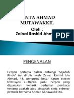 Cinta Ahmad Mutawakkil
