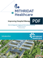 Mithridat Workshop – Improvement of hospital management by IT