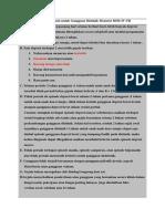 Kriteria Diagnosis Untuk Gangguan Distimik Menurut DSM