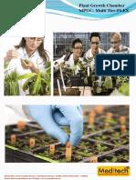 Plant Growth Chamber MPGC Flex