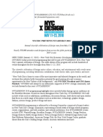NYCxDESIGN January 2018 Press Release