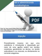 Administraçao Vacinas