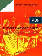 AA. VV. Criminologia crítica y control social. El poder punitivo del Estado. 1993.pdf
