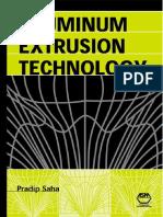 Aluminum Extrusion Technology