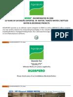 Aguapuro Client Installation Site Photos R-2