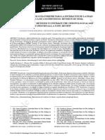Paper Revisión Odontología Forense