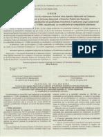 Ordin 309 2010 Monitorul Oficial