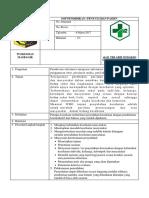 Pemberian Informasi Efek Samping Dan Resiko Pengobatan