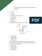 Soal Tentang Filter Frekuensi