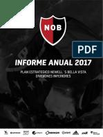 Informe Anual Inferiores NEWELLS 2017