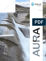 Aura Power Station Brochure 8p Uk Single