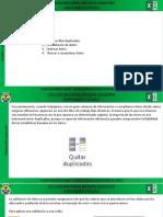 Unidad 5 Excel 2010