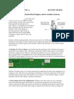 Common Troubles in Marine Diesel Engines