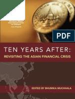Revisiting the Asian Financial Crisis