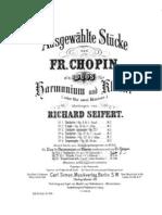 Chopin - Harmonium and Piano Duet