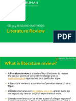 Lecture 3_Literature Review