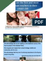 2015 Parent Reading Workshop Complete