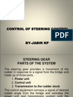36. IInd ED CONTROL - Steering System