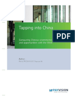 Payvision Tapping Into China