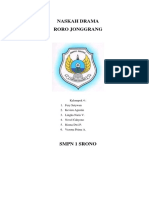 Roro Jonggrang Bahasa Jawa