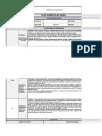 Plan Curricular Anual - Estudios Sociales