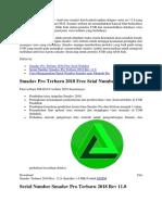 Smadav Pro Terbaru 2018