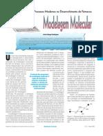 Química - Cadernos Temáticos - Modelagem Molecular