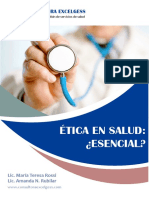 Ética en la salud esencial