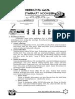 Kehidupan Awal Masyarakat Indonesia.pdf