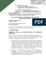 CASO ODEBRETCH (Incorporación de Personas Jurídicas Al Proceso)