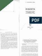 A Distincao Entre a Questao de Facto e a Questao de Direito e a Competencia Do Supremo Tribunal de Justica Como Tribunal de Revista Castanheira Neves