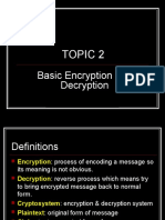 2basicencryptionanddecryptionchapter2-130716022351-phpapp01