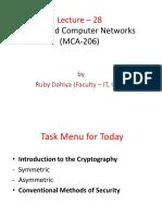 IPU MCA ADVANCE COMPUTER NETWORK UNIT IV(2)