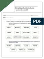 Guía Hist Unidad 2ºA Descargar