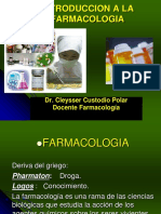 INTRODUCCION FARMACO