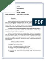 Resume Biokimia Rahmi