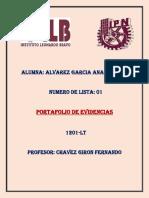 Portafolio Alvarez Garcia Ana Daniela