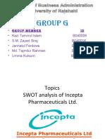 swotinceptapharmaceuticalsltd-120930055040-phpapp01