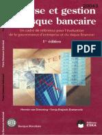 Gestion Des Risques Bancaires 2004