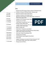 Tentatif Program Lawatan Penanda Aras Jpp 1718 Ipgk Perlis