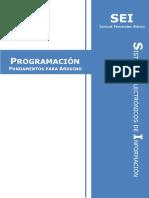 Tema 5 - Programacion Con Arduino